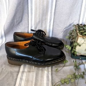 Tredair Leather Oxford Shoes